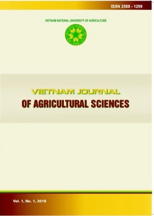 Journal of Vietnam National University of Agriculture